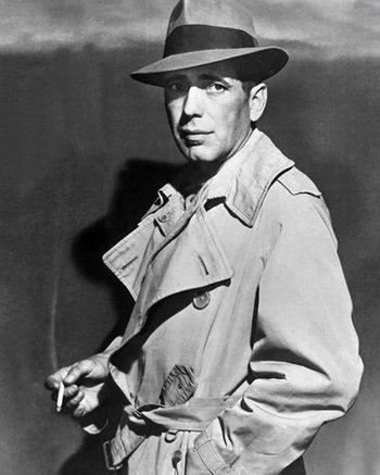 Humphrey Bogart P.I.